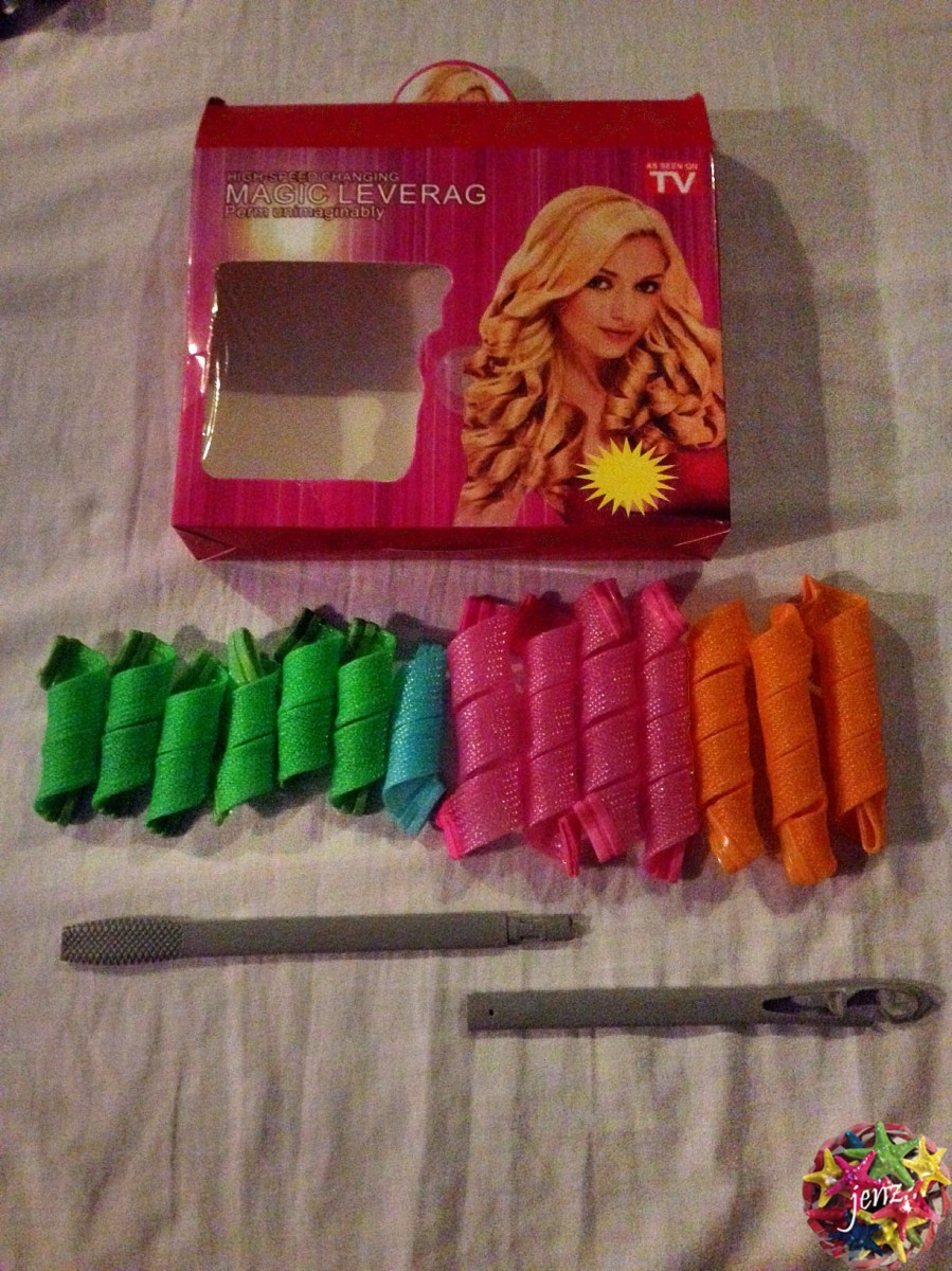 Review: Magic Leverag Curlers