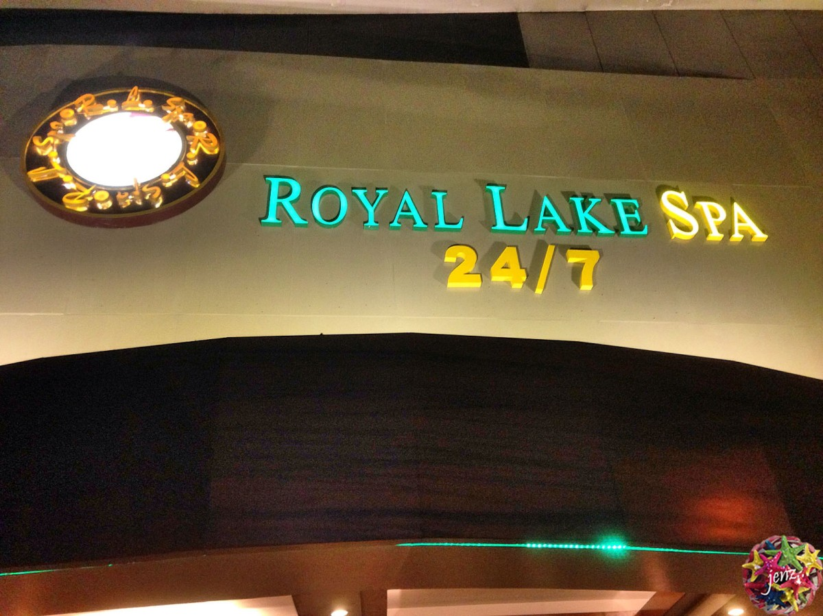 Review: Royal Lake Spa